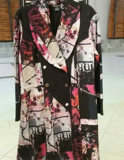Colorful Womens Designer Jackets at our Retail Store
