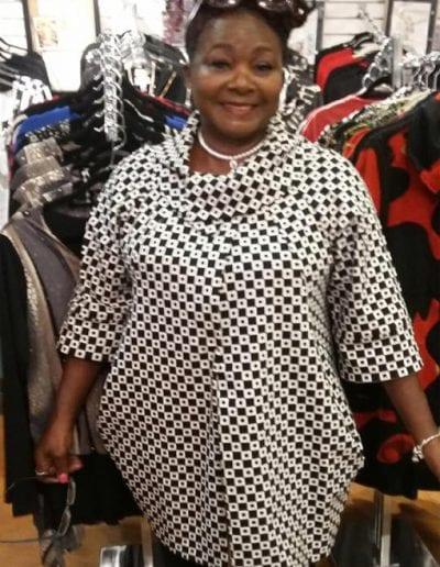 Designer Pattern Womens Top