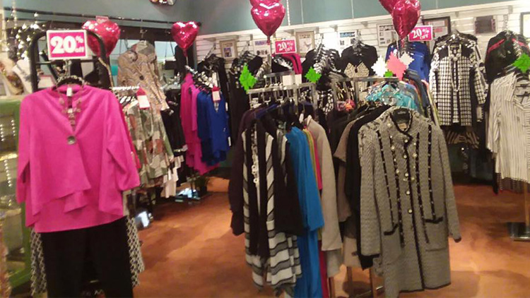 Womens Clothing Stores